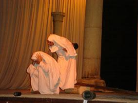Fiesta teatral